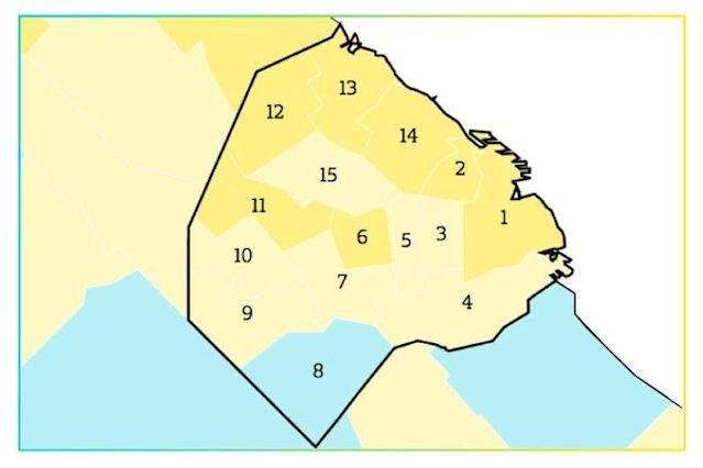 CABA: La alianza Juntos por el Cambio ganó en 14 de las 15 Comunas porteñas