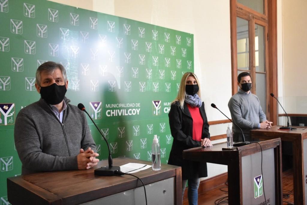 """Guillermo Britos: """"En Chivilcoy hicimos una elección histórica. Le ganamos a los candidatos de Randazzo, de Juntos y del Frente de Todos, con nuestro partido vecinal"""""""