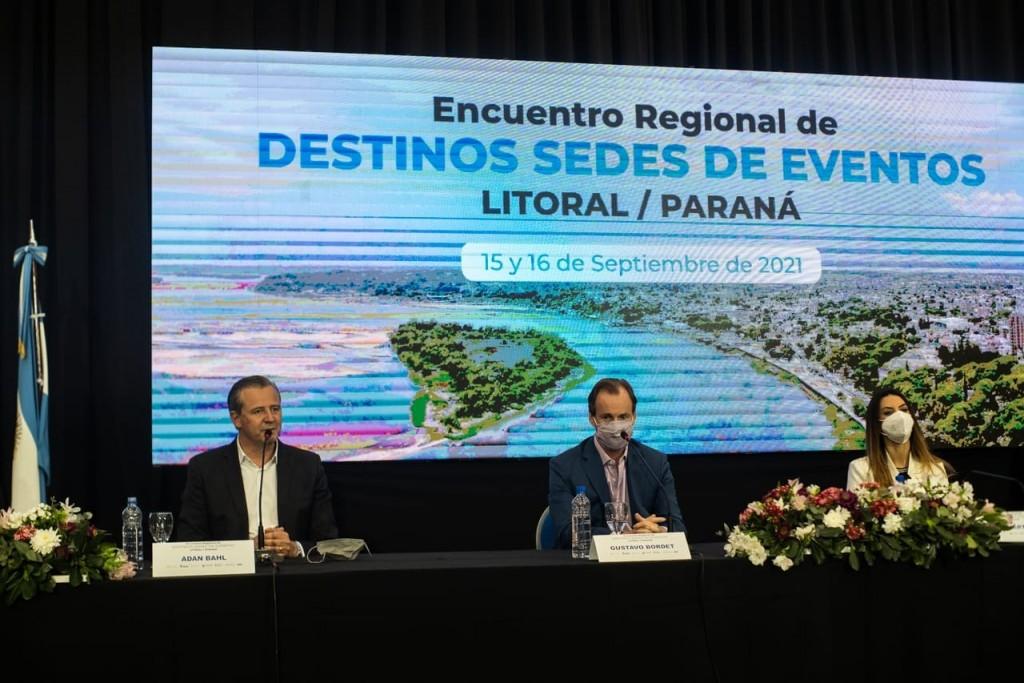 Paraná (ER): El Municipio trabaja para reactivar el turismo de eventos