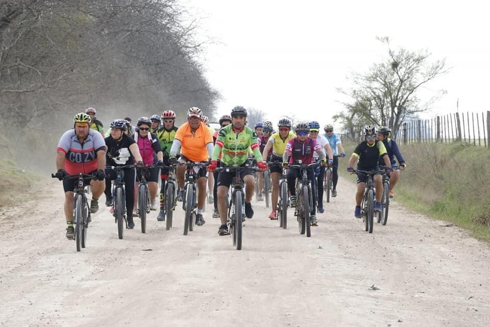 C. de Areco: Tercera etapa de cicloturismo en el distrito