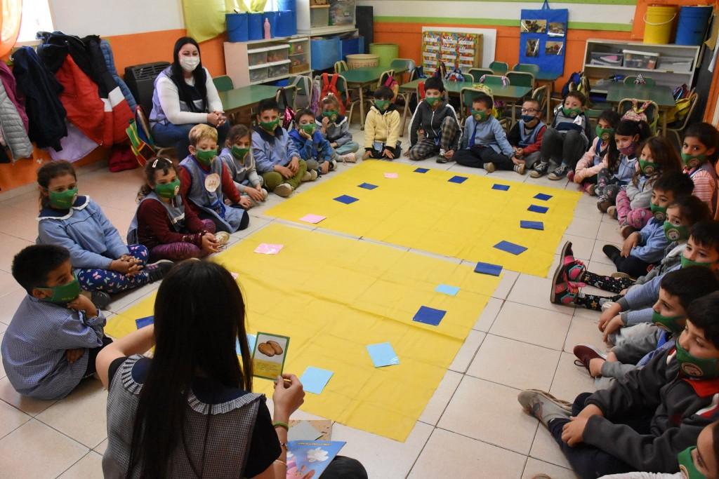 Chivilcoy: Actividades por la 19° Maratón de Lectura organizada por la Fundación Leer