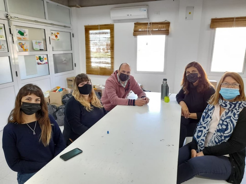 Suipacha: Sigue el trabajo en conjunto con el Patronato de Liberados