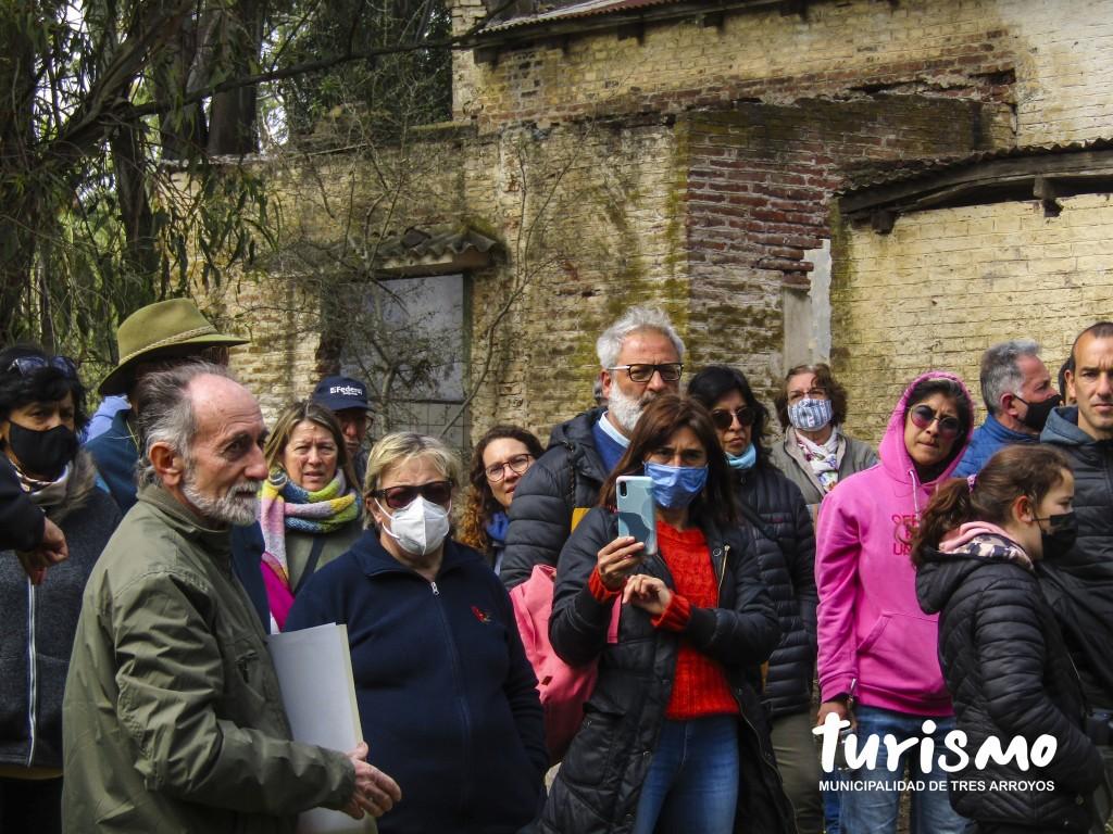 Tres Arroyos: Se realizó una nueva jornada de Fototurismo en Calromecó