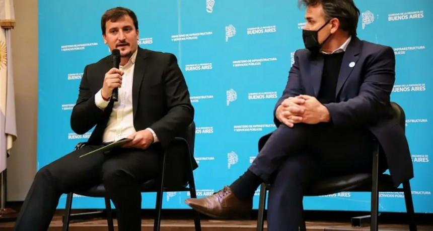 """Avellaneda: El intendente Chornobroff participó de la presentación del proyecto """"Casas de la Provincia"""""""