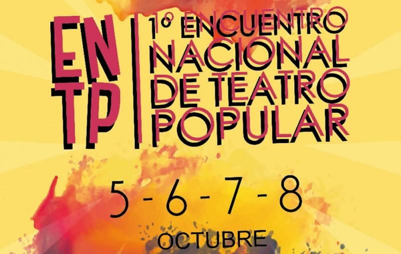 Luján: Primer Encuentro Nacional de Teatro Popular en Open Door