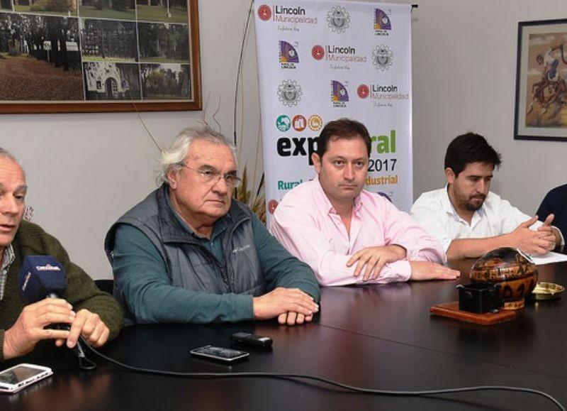 Lincoln: Del 14 al 16 de octubre se realizará la Expo Rural 2017