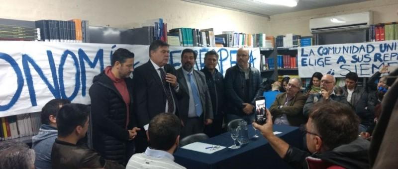 Merlo: Roberto Gallo fue elegido como nuevo Rector de la UNO