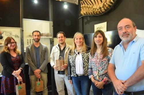 Marcos Paz: Hallazgo paleontológico de un cóndor de 30 mil años de antigüedad