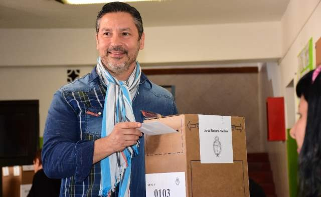 Merlo: La lista de Menéndez obtuvo un amplio triunfo