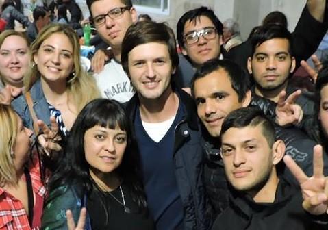 """San Vicente: El peronista """"Nico"""" Mantegazza se quedó con la victoria"""