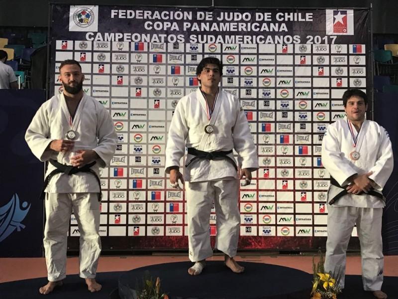 Gral. Rodríguez: Judocas locales obtuvieron Medallas de Oro en el Sudamericano de Chile