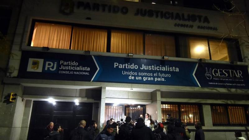 El PJ Bonaerense buscará renovar sus autoridades