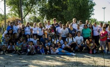 La Plata: Jóvenes de la ONG Patria Nueva realizarán tareas barriales