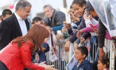 """Lanús: CFK ironizó sobre el """"cambio"""" del modelo macrista. """"La pucha si cambiaron las cosas"""""""