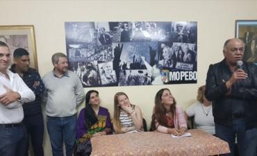 Vicente López: El MOPEBO reafirmó su apoyo a Unidad Ciudadana