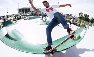 F. Varela: Juan Pablo Mateos ganó en la 3ra. Fecha de Skatebording
