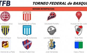 Basquet: Los Indios de Moreno inicia su participación en el Torneo Federal