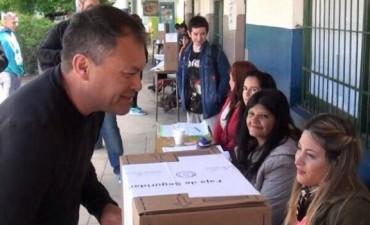 Moreno: Festa repitió el triunfo de agosto sobre Cambiemos