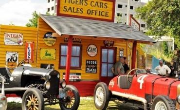 Campana: El 19 de noviembre se realizará la Fiesta del Primer Automóvil Argentino