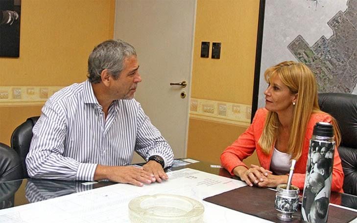 "Jorge Ferraresi: ""A mi me gusta Verónica Magario para la provincia"""