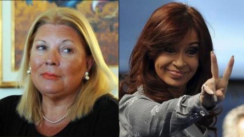 La crisis de nervios de Cambiemos tiene nombre de mujeres, CFK y Carrió