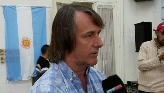 """Horacio Chiqué: """"Asumo la gran responsabilidad de devolver la institucionalidad al HCD"""""""