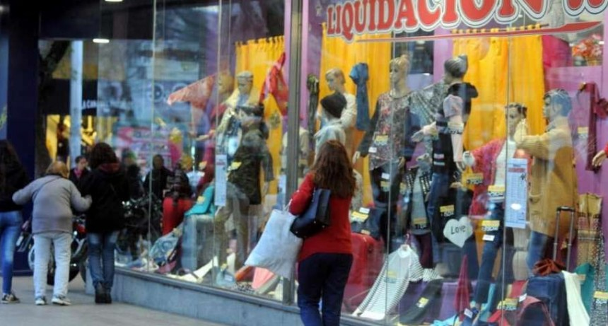 Sin consumo interno: Las ventas minoristas cayeron 9,2% en septiembre