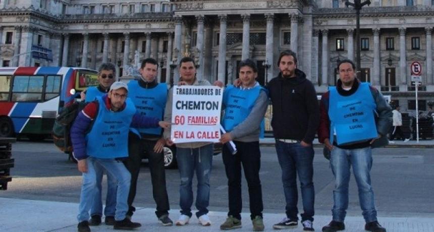 """Ex trabajadores de Chemton solicitan """"mayor compromiso de las autoridades"""""""