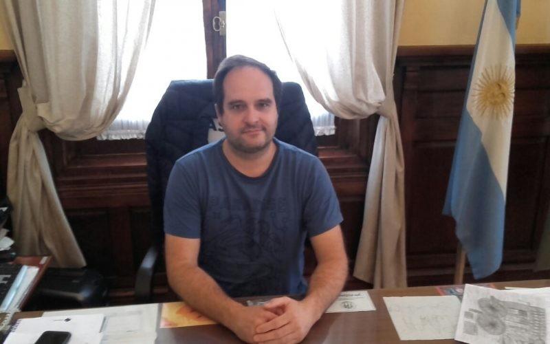 Navarro: Santiago Maggiotti 4 años más en la cabeza del distrito
