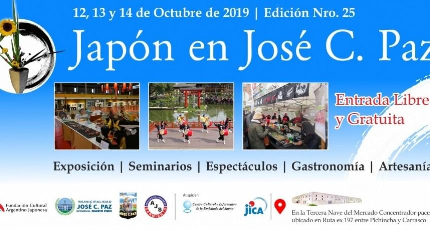 José C. Paz: Sede del evento más trascendente de la cultura japonesa en Argentina
