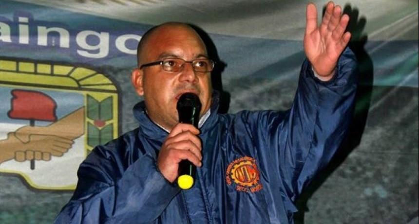 """Sergio Souto: """"Los trabajadores tenemos la esperanza que nos dio el resultado de las PASO"""""""