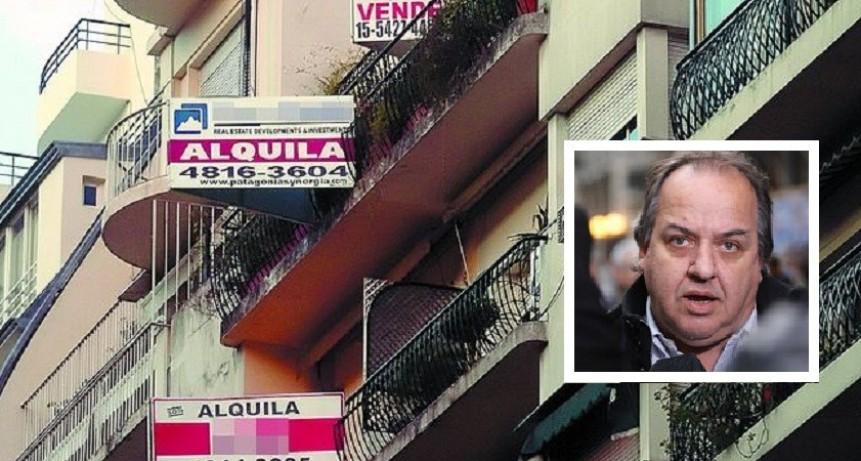 """La Defensoría del pueblo porteño asegura que """"los alquileres impactan en el 50% o 60% de los ingresos"""""""