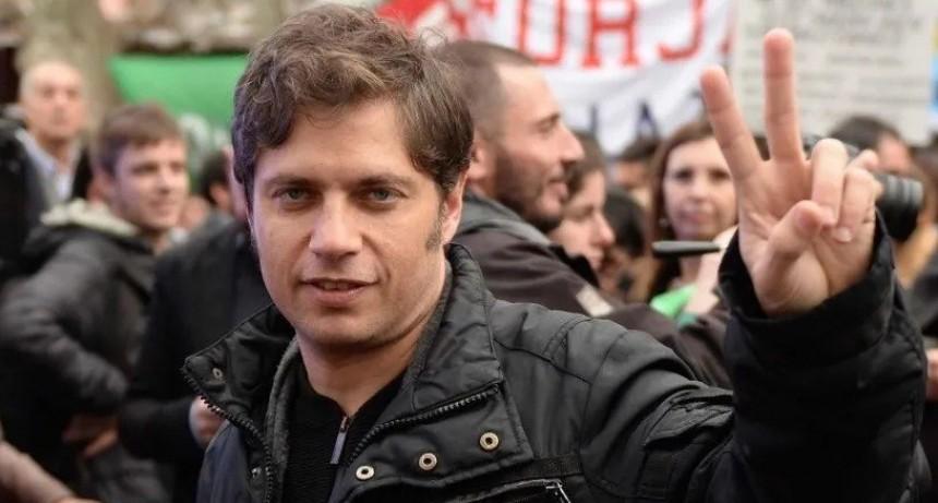 """Kicillof: """"Que Macri no los engañe, hicieron bien el programa económico de saqueo, hambre y desindustrialización"""""""