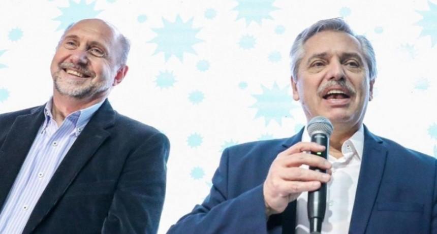Rosario: Alberto Fernández cierra el