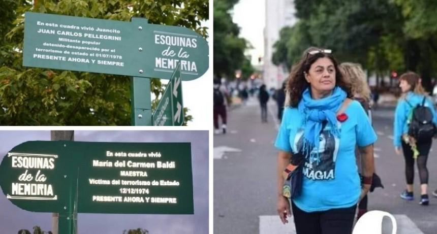 """Marcela Maidana: """"Merlo era como ´un agujero negro´ en DD HH. Al terror que sufrimos todos, a nosotros se nos sumaron 24 años más"""""""