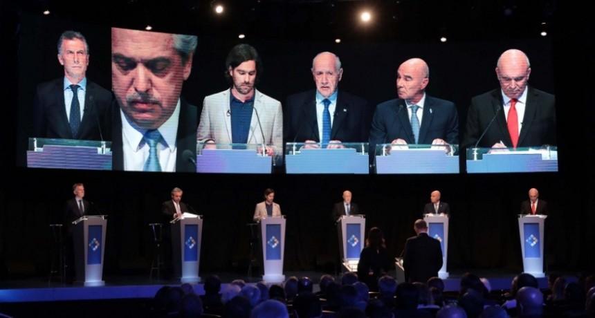 Debate presidencial: ¿Cuáles fueron las frases de los candidatos que produjeron mayor impacto positivo?