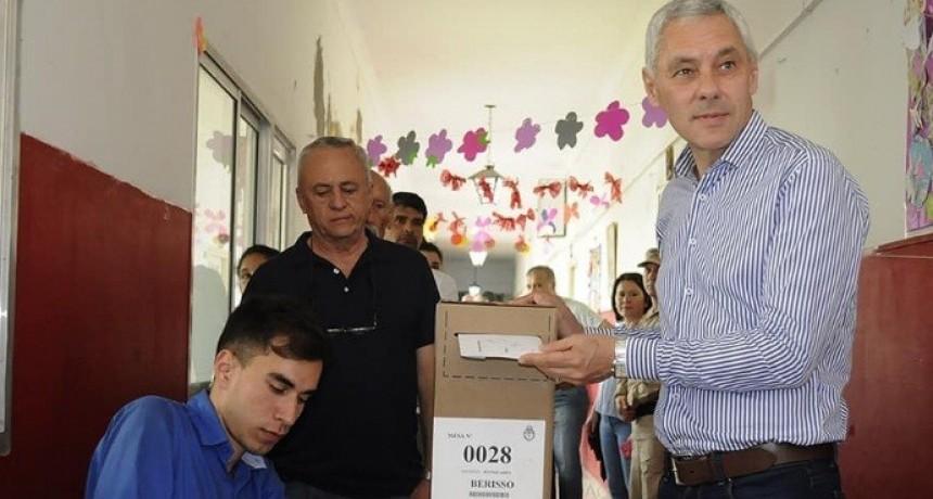 Berisso: Categórico triunfo del peronista Fabián Cagliardi frente al intendente Nedela