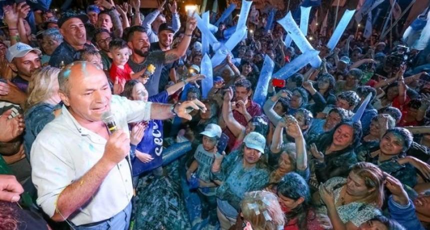 Ensenada: Secco alcanzó el 70% de los votos e iniciará su quinto mandato