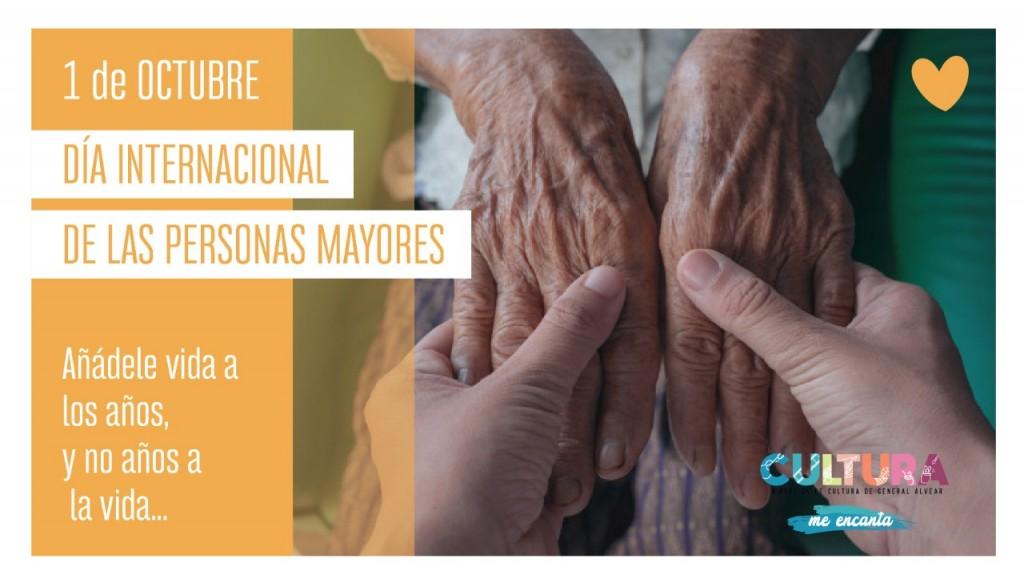 Gral. Alvear: 1º de Octubre Día Internacional de las Personas Mayores