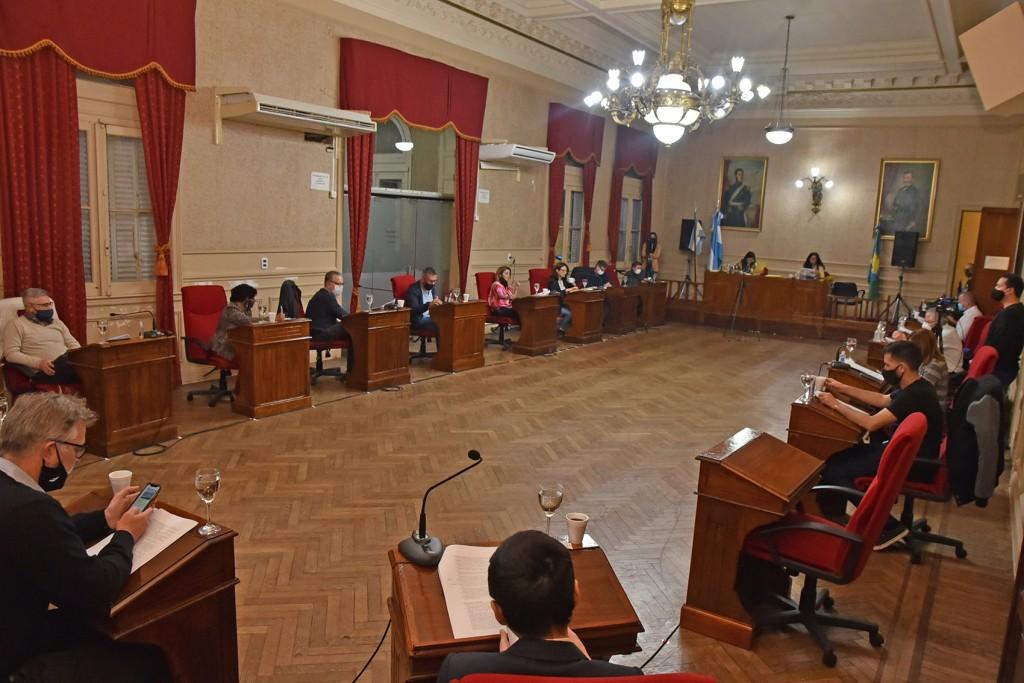 Campana: El Concejo Deliberante volvió a sesionar y aprobó importantes proyectos