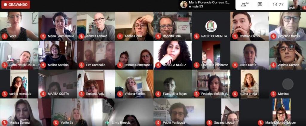 Lincoln: Gran convocatoria al conversatorio de Comunitaria