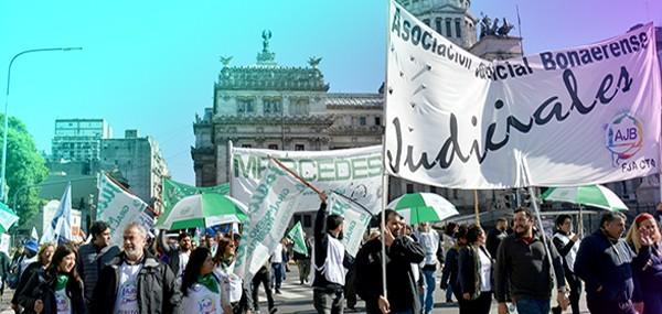 Asociación Judicial Bonaerense decidió un Paro en defensa del salario