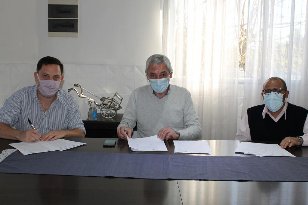 Berisso: El Municipio firmó convenios con la Universidad Católica de La Plata