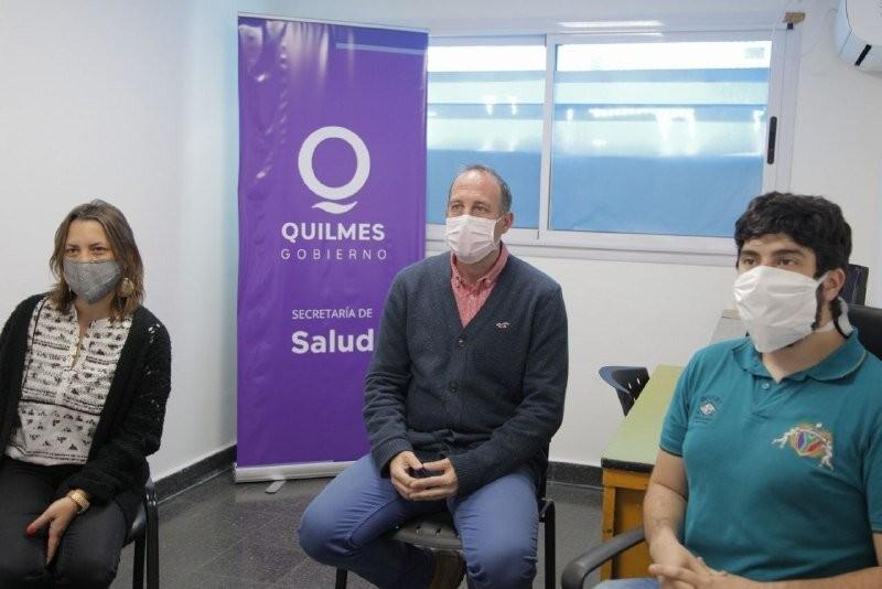 Quilmes: El Municipio Anunció el lanzamiento del Plan Quilmes Telesalud
