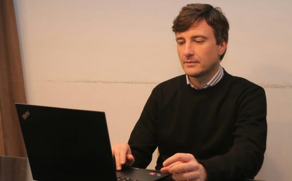 Morón: Lucas Ghi se reunió con Kicillof para evaluar el estado epidemiológico