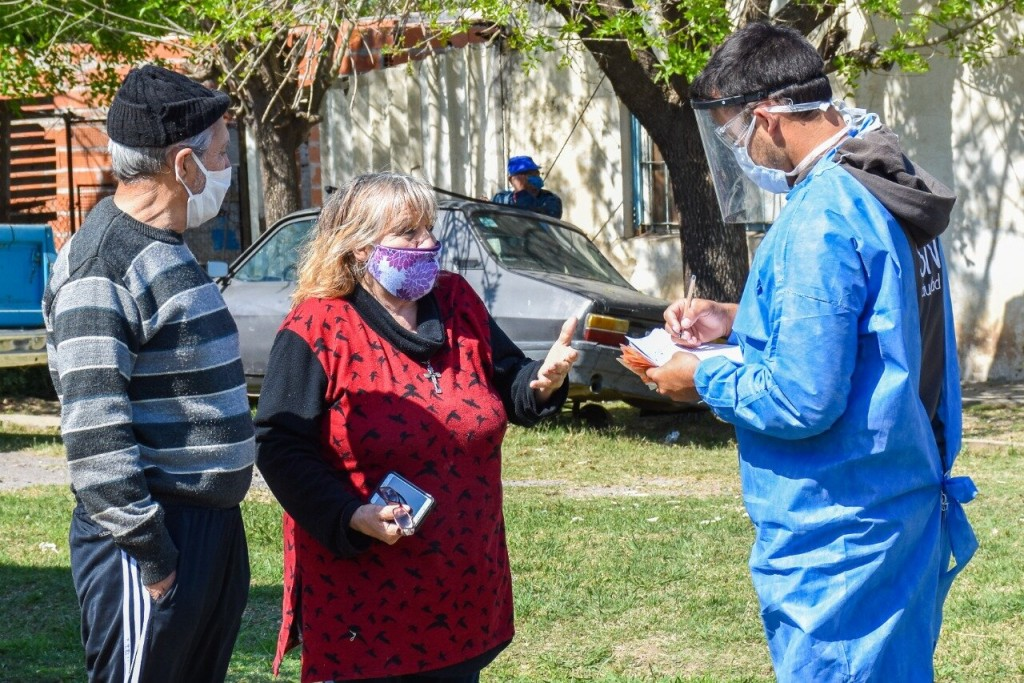 San Nicolás: Continúan los operativos DETACTAR