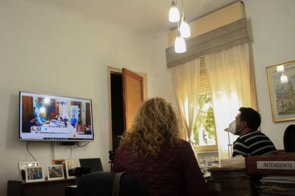 Carmen de Areco: Las autoridades sanitarias destacaron los buenos resultados en el distrito