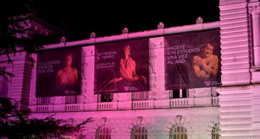 La Plata: El Municipio realiza mamografías gratuitas para prevenir el Cáncer de Mama