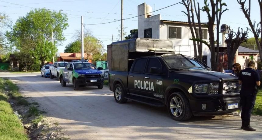 San Vicente: El Municipio continúa trabajando sobre la toma ilegal de tierras