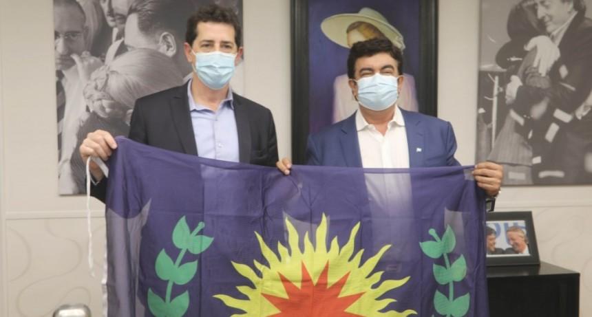 La Matanza: Wado de Pedro lanzó el Programa de Apoyo a la Asistencia Local en la Emergencia